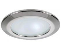 Plafonniers LED Ø 80mm Kor Inox