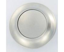 Bouton + Rosace pour Push Lock 13 mm