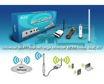 Kit complet antenne Alpha