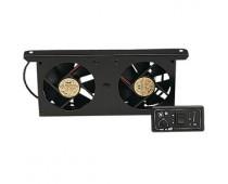 Ventilateur double 12V