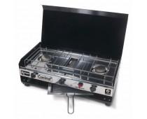 Réchaud gaz 2 feux Cucina