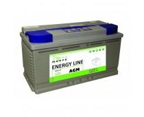 Batterie stationnaire AGM 100 A