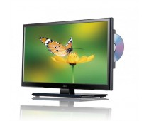TV HD Slim 16'' + DVD