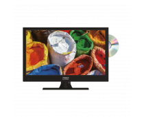 TV LED HD 15,6'' + DVD
