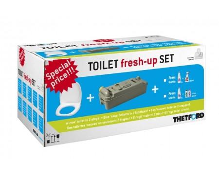 Kit toilette Fresh Up Thetford